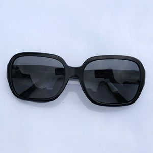 Black Chanel Sunglass Frames